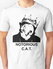 Notorious C.A.T. Unisex T-Shirt