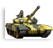 Army Tank Canvas Print
