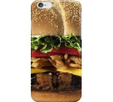 Hamburguer iPhone Case/Skin