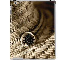 Black Star iPad Case/Skin