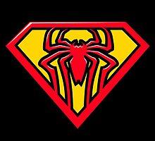 Super Spiderman Logo by jarodface