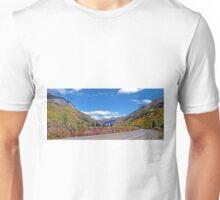 San Juan Parkway, Colorado (2) (panorama) Unisex T-Shirt