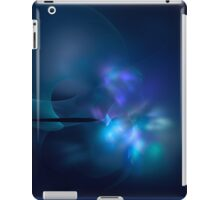 blue light iPad Case/Skin
