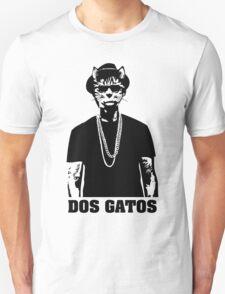 Dos Gatos Unisex T-Shirt