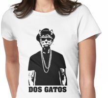 Dos Gatos Womens Fitted T-Shirt