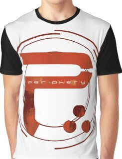 Periphery band Tour 002 Graphic T-Shirt