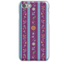 Purple Bavarian Stripe Phone Case iPhone Case/Skin