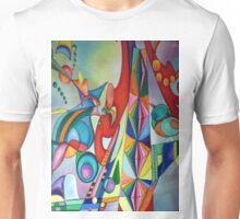 A Lot -Acrylic painting Unisex T-Shirt