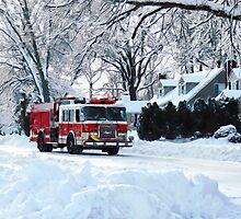 Winter Emergency by Susan Savad