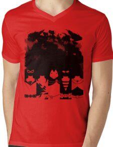 Vector Tyrants black version Mens V-Neck T-Shirt