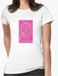 bonjour l'amore Womens Fitted T-Shirt