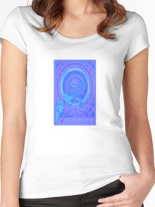 bonjour l'amore Women's Fitted Scoop T-Shirt