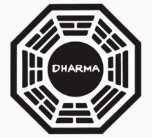 Dharma Initiative logo uniform by dashagrigor