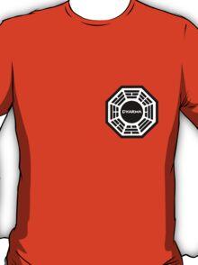 Dharma Initiative logo uniform T-Shirt