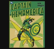 CAPTAIN HEMPMERICA by karmadesigner