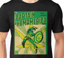 CAPTAIN HEMPMERICA Unisex T-Shirt