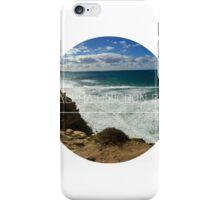 Alpha Omicron Pi California iPhone Case/Skin