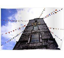 St. Anne's Church - Cork, Ireland Poster