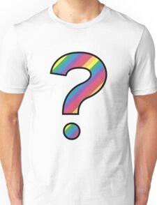 Shirt #5 / 100 - Question Mark Unisex T-Shirt
