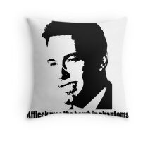 Affleck Was The Bomb Throw Pillow