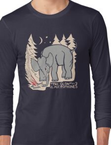 The Microphones - The Glow Pt. 2 Long Sleeve T-Shirt