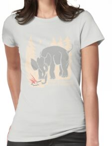 The Microphones - The Glow Pt. 2 Womens Fitted T-Shirt