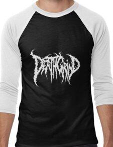 Deathgrind Men's Baseball ¾ T-Shirt