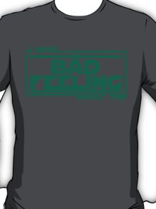 Star Wars - I Have A Bad Feeling About This T-Shirt