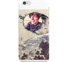 someplace beautiful iPhone Case/Skin