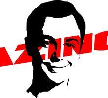 Big Bang Theory - Bazinga by wallyhawk
