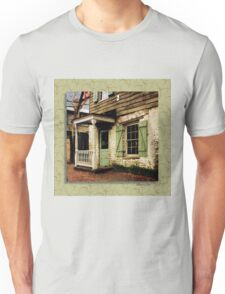 This Old House Is Haunted by Ghosts Unisex T-Shirt