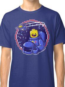 Portrait of a Space-Man Classic T-Shirt