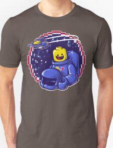 Portrait of a Space-Man T-Shirt