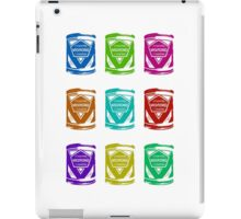Condensed Milk Colours iPad Case/Skin