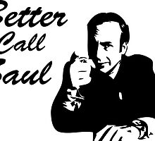Breaking Bad - Better Call Saul by wallyhawk