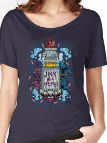 JINX THE LOOSE CANNON Women's Relaxed Fit T-Shirt