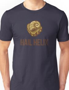 Hail Helix Fossil Unisex T-Shirt
