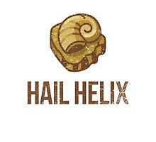 Hail Helix Fossil by JM92