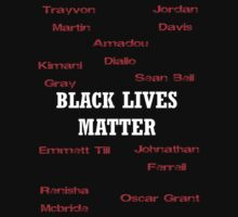 Black Lives Matter by BlackMatters