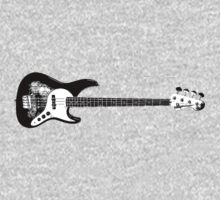 Bass Guitar by lord-sativa