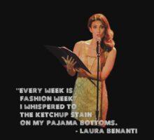 Laura Benanti by baylorlupone