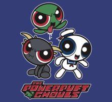 The Powerpuft Ghouls by mikehandyart