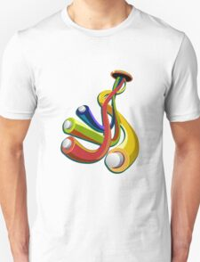 Heart cable T-Shirt