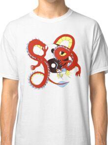 Chinese Dragon of Balance Classic T-Shirt