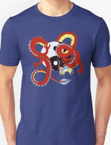 Chinese Dragon of Balance Unisex T-Shirt
