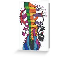 Lateralus Greeting Card