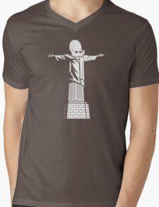 Hail Helix (No Text) Mens V-Neck T-Shirt