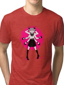 Vocaloid ECHO T-shirt  Tri-blend T-Shirt