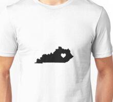 Kentucky <3 Unisex T-Shirt