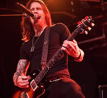 Myles Kennedy of Alter Bridge - Sydney, Feb 2104 by HoskingInd